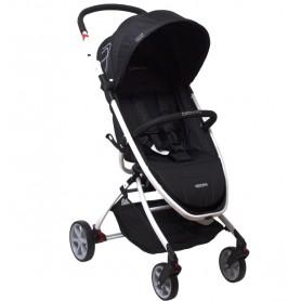 Vežimėlis Coto Baby Verona PLUS Black