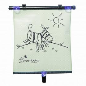 Dreambaby užuolaidėlė-roletas nuo saulės Zebra, 1 vnt.