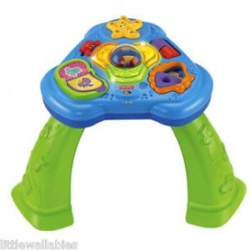 Lavinamasis staliukas Fisher Price Ocean Friends