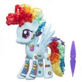 My Little Pony poniukas Rainbow Dash Papuošk Ponį
