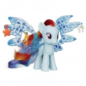 My Little Pony Rainbow Dash su sparnais