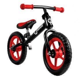 Balansinis dviratukas Lionelo FIN Plus Red