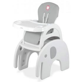 Maitinimo kėdutė transformeris Eli Grey