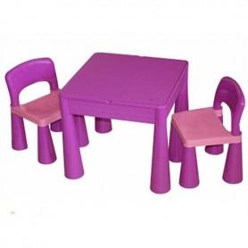 Vaikiškas baldų komplektas Mamut Violet