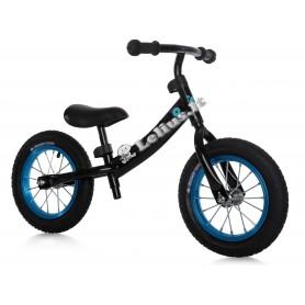 Balansinis dviratukas Black Blue Adventure