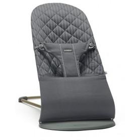 BabyBjorn gultukas Bliss Grey Pinstripe