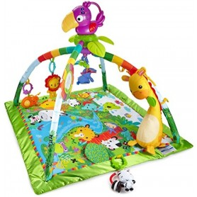 Lavinimo kilimėlis Fisher Price Rainforest Melodies & Lights Deluxe