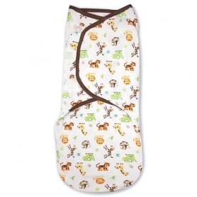 Kokonas - vystyklas kūdikiui Jungle (S dydis)