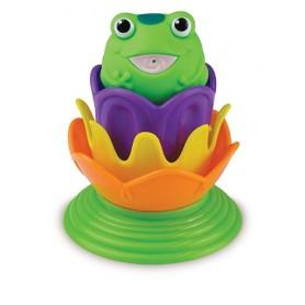 Munchkin vonio žaislas Stebuklinga Varlė