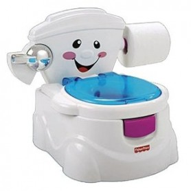 Fisher Price muzikinis naktipuodis My Potty Friend