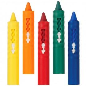 Munchkin vonios pieštukai ( 5 vnt.)