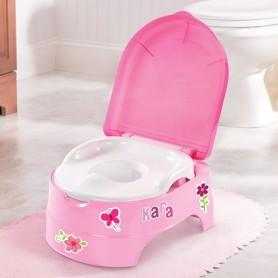 Summer naktipuodis - paaukštinimas My Fun Potty Pink