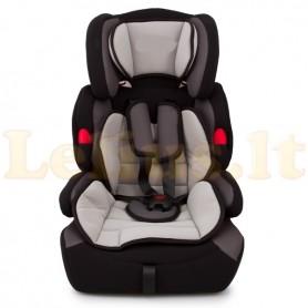 Automobilinė kėdutė KINDER SAFETY GREY 9-36 kg