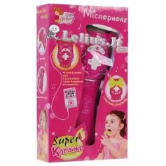 Vaikiškas mikrofonas - karaoke