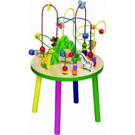 Medinis lavinamasis stalas