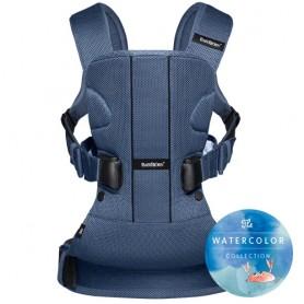 Babybjorn nešioklė ONE AIR (Spalva - dark blue)