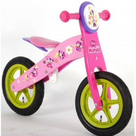 Medinis balansinis dviratukas Disney Minnie