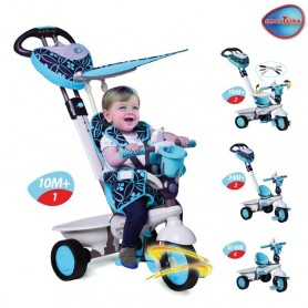 Smart Trike triratukas Dream Touch Steering 4in1