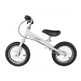 Balansinis dviratukas White su stabdžiu