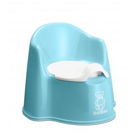 Naktipuodis BabyBjorn Potty Chair (spalva - turkio)