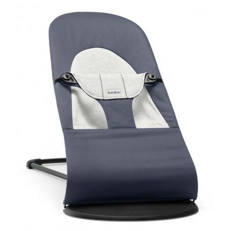 BabyBjorn  gultukas Soft Jersey (spalva - fog blue/grey)