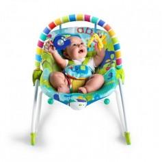 Bright Starts vibro kėdutė iki 18 kg.