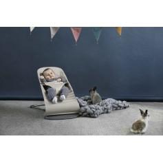 BabyBjorn gultukas Bliss Sand Grey