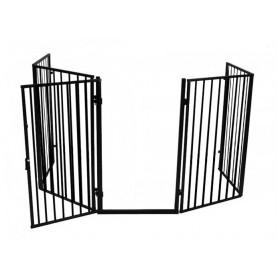 Saugos tvorelė - apsauga židiniui