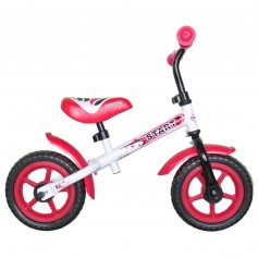 Metalinis balansinis dviratukas Start Red