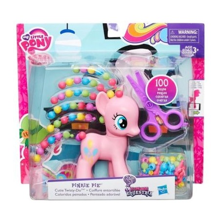 My Little Pony poniukas Pinkie Pie Hair Style