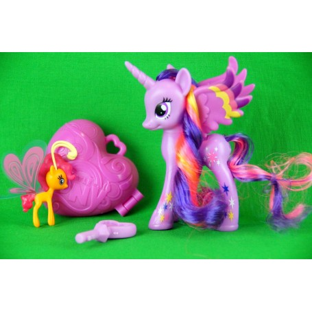 My Little Pony Twilight Sparkle and Sunset Breezie