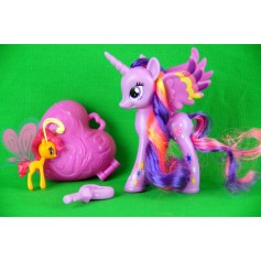 My Little Pony Twilight Sparkle and Sunset Breezie
