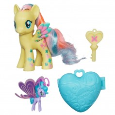 My Little Pony Fluttershy and Sea Breezie