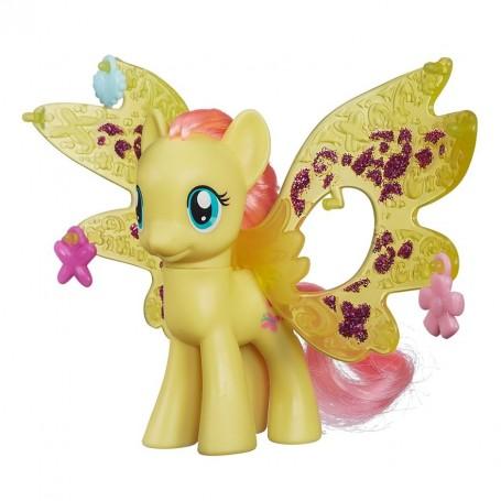 My Little Pony Fluttershy su sparnais