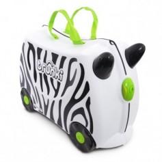 Trunki lagaminas Zebra Zimba