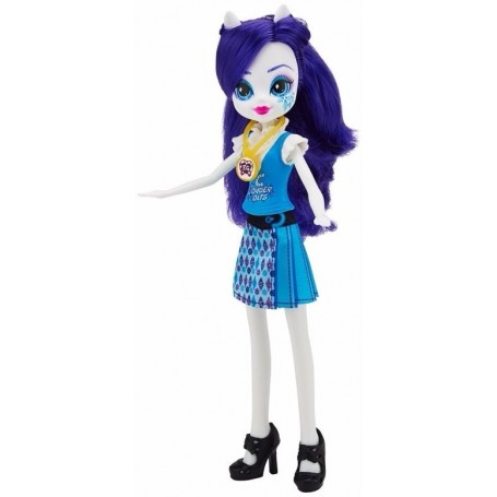 Lėlė Equestria Friendship Games Rarity