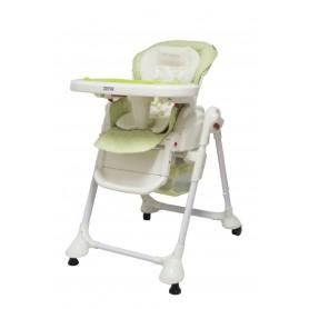 Maitinimo kėdutė - supynės Coto Baby Zefir Green