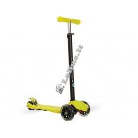 Paspirtukas Twist Plus Yellow