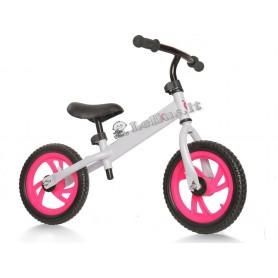 Balansinis dviratukas Sport White Pink