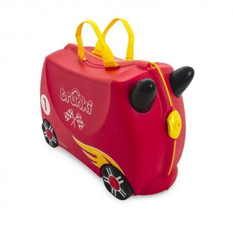 Trunki lagaminas Rocco Race Car