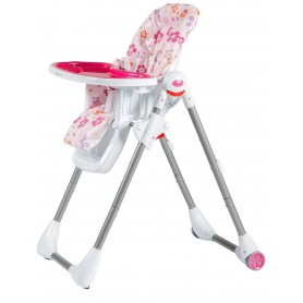 Maitinimo kėdutė Pink