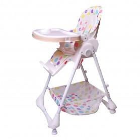 Maitinimo kėdutė Dots White