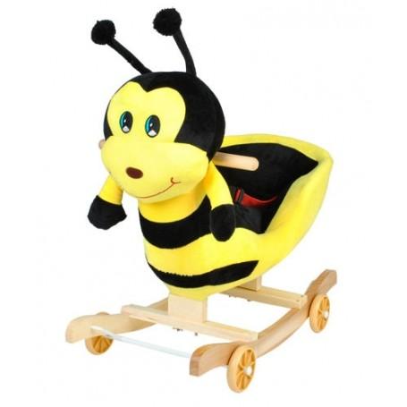 Sūpuoklės - stumdukas Bitė su garsais