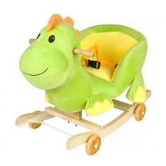 Sūpuoklės  - stumdukas Dino su garsais