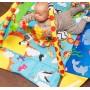 Lavinamasis kilimėlis Lionelo Anika