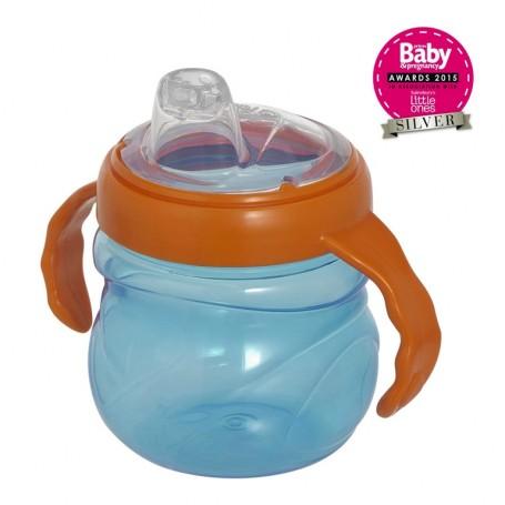 Vital Baby Tubby nuo 6 mėn. gertuvė, 230 ml.