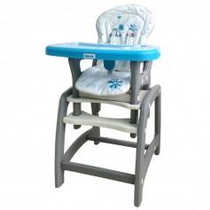Maitinimo kėdutė - transformeris Blue Dog
