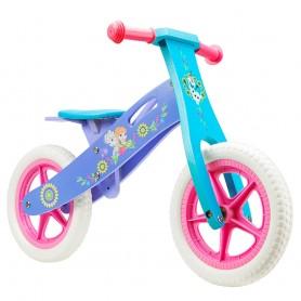 Medinis balansinis dviratukas Frozen