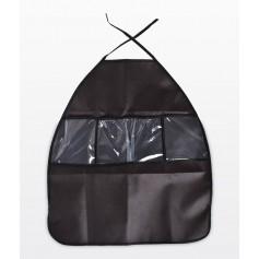 Sėdynės apsauga ir daiktų krepšys