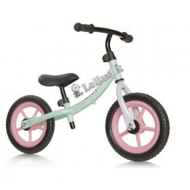 Balansinis dviratukas Classic Mint Pink